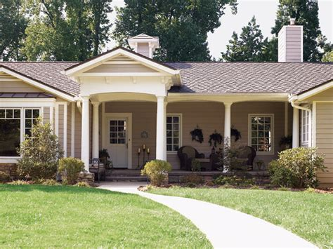 plans for ranch style homes ranch brown taupe 290e 3 trim powdered