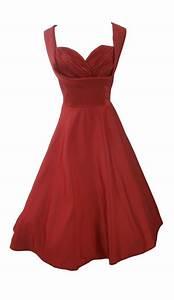 50er Jahre Style : 50er jahre rockabilly kleid sonja rot vintage 50 39 s retro petticoat fifties fashion ~ Sanjose-hotels-ca.com Haus und Dekorationen