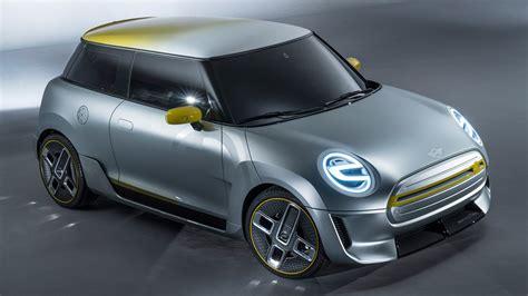 2017 Mini Electric Concept 9 Wallpaper | HD Car Wallpapers ...