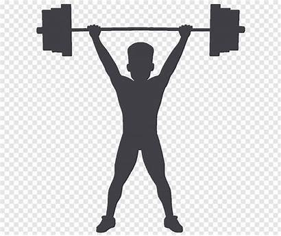 Weight Bodybuilding Press Olympic Training Exercise Weightlifting