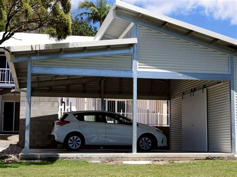 Skillion Roof Carport by Carports Any Size Any Style Carport Kits Or Installed