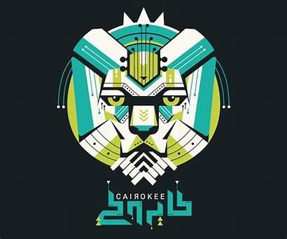 Cairokee Band Artwork Behance