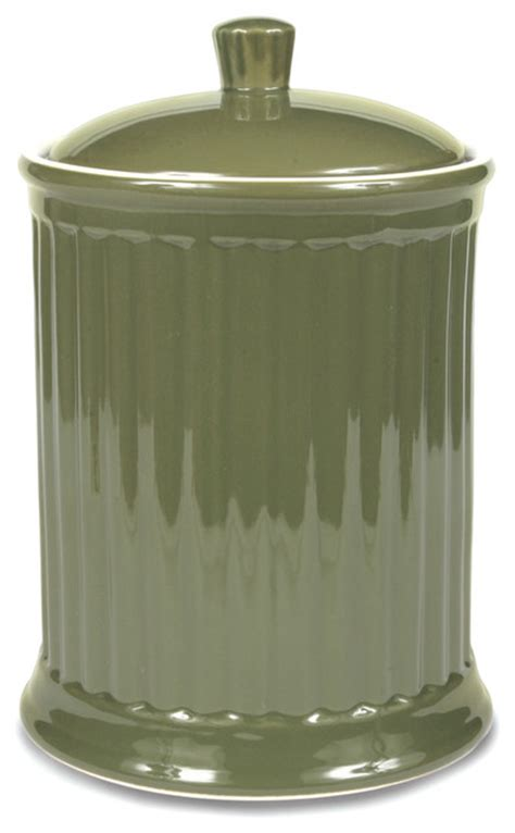 kitchen canisters and jars simsbury large canister citron contemporary