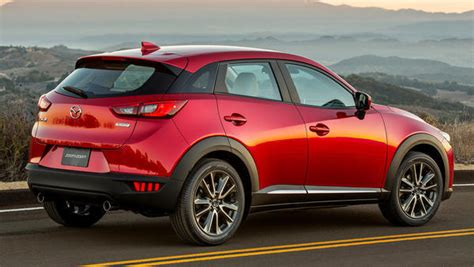 mazda cx  crossover  small  packed chicago