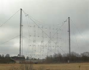Curtain Antenna Shortwave Radio