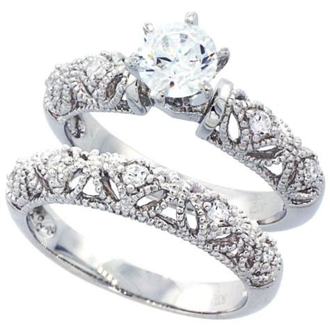 white gold engagement rings 200 vintage wedding rings for with white gold vintage engagement rings for sale