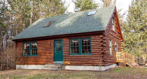 cabins in new hshire on the market a log cabin in new hshire boston magazine