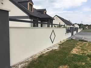 Garage Saint Quentin : portail et portillon full size of et portillon portail en pvc marron portail et portillon ~ Gottalentnigeria.com Avis de Voitures