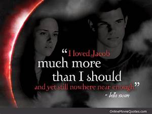 Twilight Quotes about Love - Quoteszilla