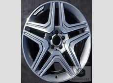 Mercedes ML63 85264MG OEM Wheel 1664012302 OEM