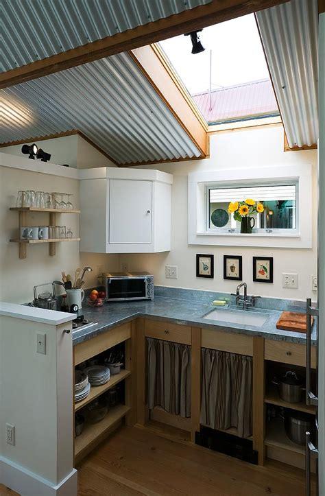 433 Sq Ft Tiny Houseboat In Portland, Oregon  Tiny