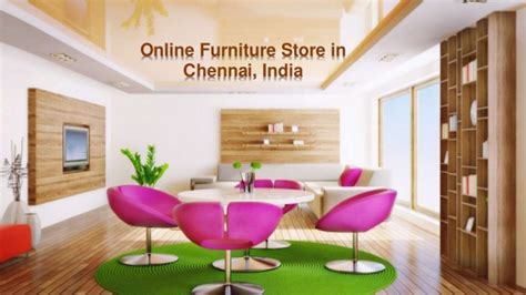 Online Furniture Store In Chennai, India