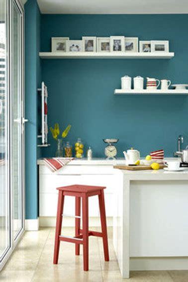 couleur murs cuisine avec meubles blancs peinture cuisine 11 couleurs tendance à adopter deco cool