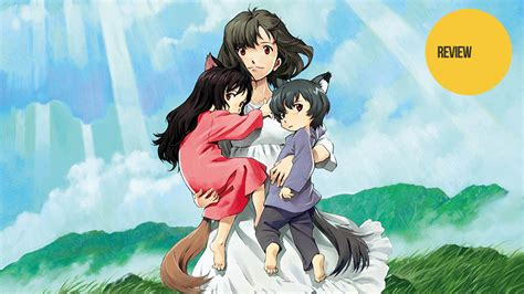 The Girl Who Leapt Through Time Wallpaper The Wolf Children Ame And Yuki Is Not Ghibli But It 39 S Pretty Darn Close Kotaku Australia