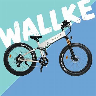 Ebike Wallke Bike Electric Special Speed Range