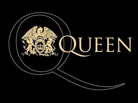 Queen Official Band Logo (wallpaper)