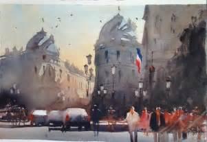 piggy bank favors alvaro castagnet watercolor workshop review pt 1