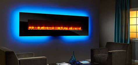 hearth home  simplifire linear wall mount electric