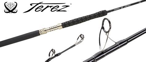 shimano terez rods  series   models reviewed