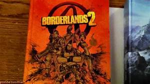 Borderlands 2 Limited Edition Strategy Guide By Bradygames Quick Look