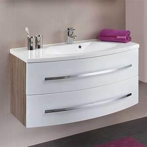 Waschtisch Weiß Holz : badezimmer waschtisch adonias in eiche s gerau ~ Sanjose-hotels-ca.com Haus und Dekorationen