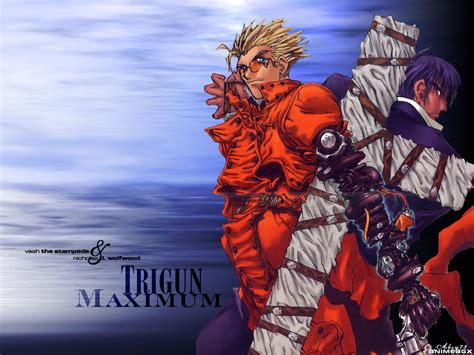 trigun wallpaper   httpwallpaper anime