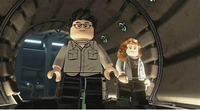 Lego Wars Star Force Awakens Abrams Kennedy