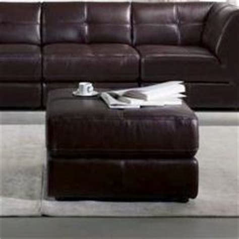 chateau d ax u745 leather ottoman bigfurniturewebsite ottoman