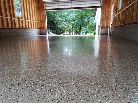 Fusboden  Schön Epoxy Garage Floor Paint Diy Flooring