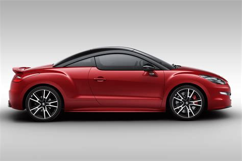 Peugeot Coupe by Peugeot Rcz R Coupe 2014 Pictures Carbuyer