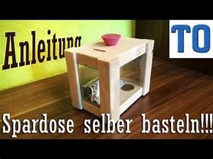 Coole Sachen Selber Bauen : spardose selber bauen holz plexiglas youtube ~ Markanthonyermac.com Haus und Dekorationen