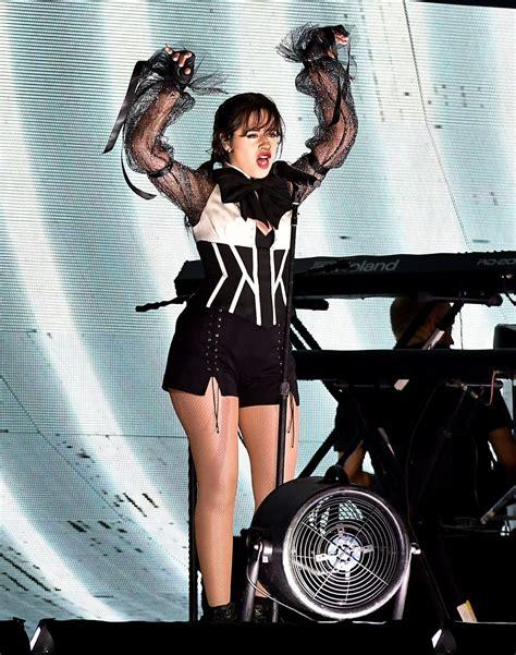 Camila Cabello Concert Hard Rock Stadium Miami