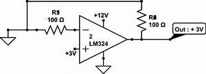 lm324 lifier circuit schematic wiring diagrams image With lm324 quad op amp