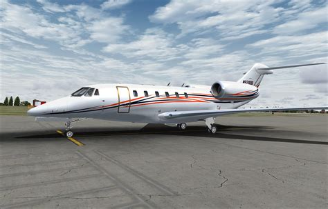Cessna Citation X Ndb For Fsx