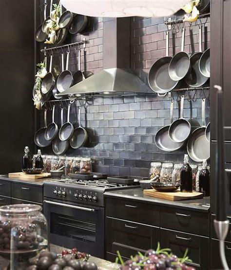 ideas  organize pots  pans storage display