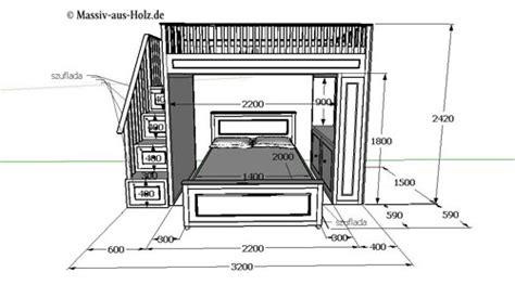 Hochbett Mit Schubladen Treppe by Hochbett Setzt Neue Ma 223 St 228 Be Im Kinderzimmer Massiv Aus Holz