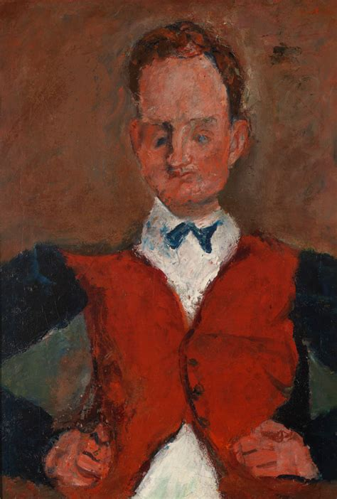 le valet de chambre soutine s portraits cooks waiters and bellboys studio
