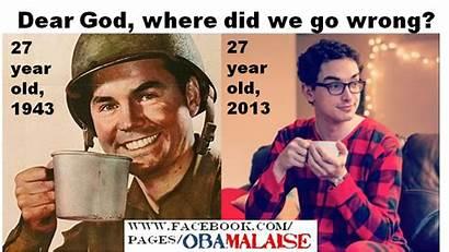 God Dear Boy Pajama Boys Obama Poster