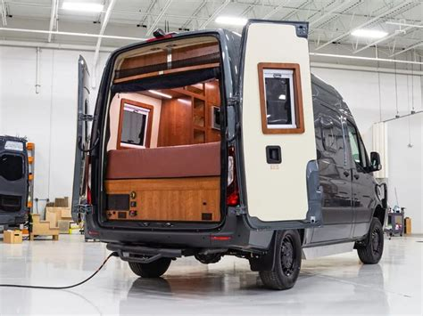 See photos, videos, floorplans and more of the compact, luxurious unity, built on the mercedes sprinter cab chassis. This Mercedes-Benz Sprinter has been transformed into a custom off-grid camper van built for ...