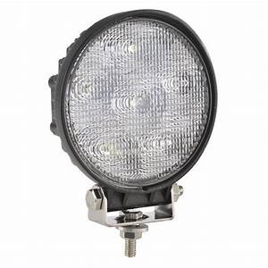 Maxilite Flood Light 6 Led Round 6  18w