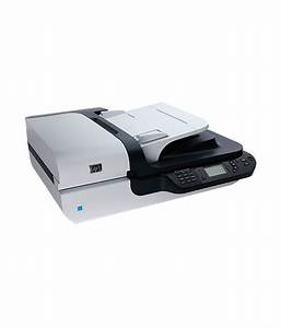 hp scanjet n6350 document flatbed scanner network buy With network document scanner hp