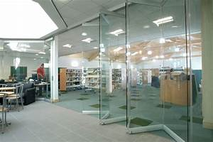 Airport Lobby Design Monoglass Movable Walls Products Product Image