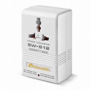 Ac Power Converter  Universal 100w Bi