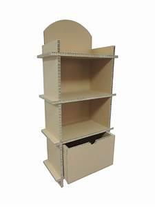 Etagere A Tiroir : etag re en carton sur mesure my nature box ~ Teatrodelosmanantiales.com Idées de Décoration