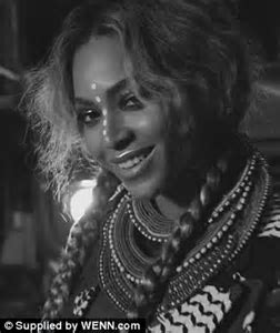 Beyonce shows many hairstyles in HBO premiered Lemonade