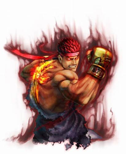 Ryu Evil Fighter Street Streetfighter Wiki Character