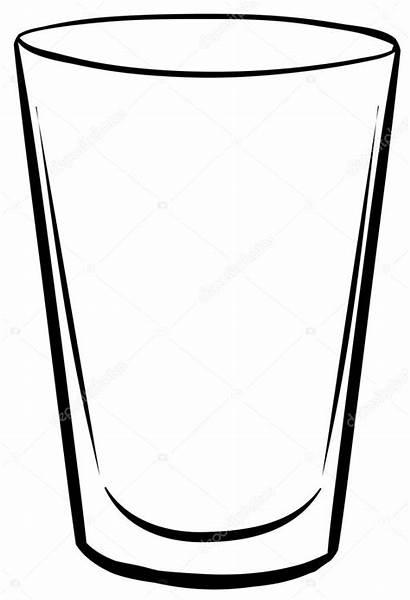 Glass Clipart Clip Vaso Water Drinking Wasserglas