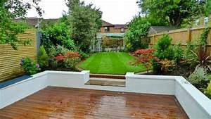 Gartengestaltung Sichtschutz Beispiele : moderne g rten 30 bilder und tipps f r landschaftsbau ~ Lizthompson.info Haus und Dekorationen