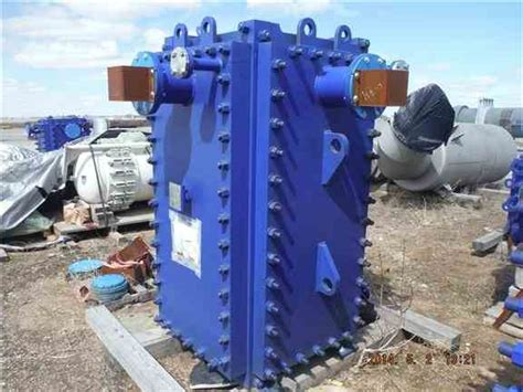 4 foot lava l buy and sell used block heat exchangers at phoenix equipment