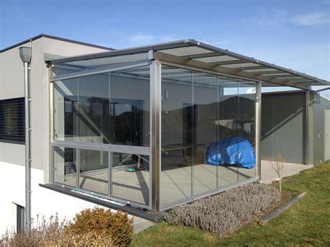 Ideen Für Terrassenüberdachung by Moderne Terrassen 252 Berdachung Mit Schiebet 252 R Und